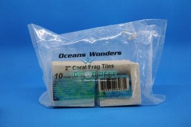 OCEAN WONDERS CORAL FRAG...
