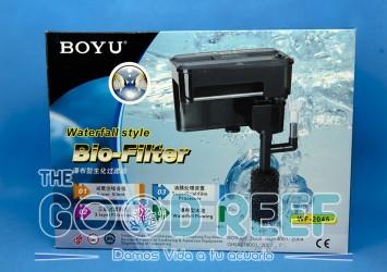 BOYU WF-2045 FILTRO DE CASCADA