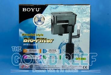 BOYU WF-2035 FILTRO DE CASCADA