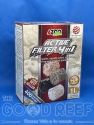 AZOO 4 EN 1 ACTIVE FILTER